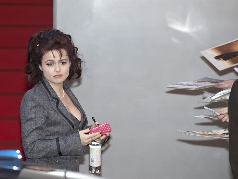 Movies & TV Trivia Question: What is the name of Helena Bonham-Carter's famous great grandfather?