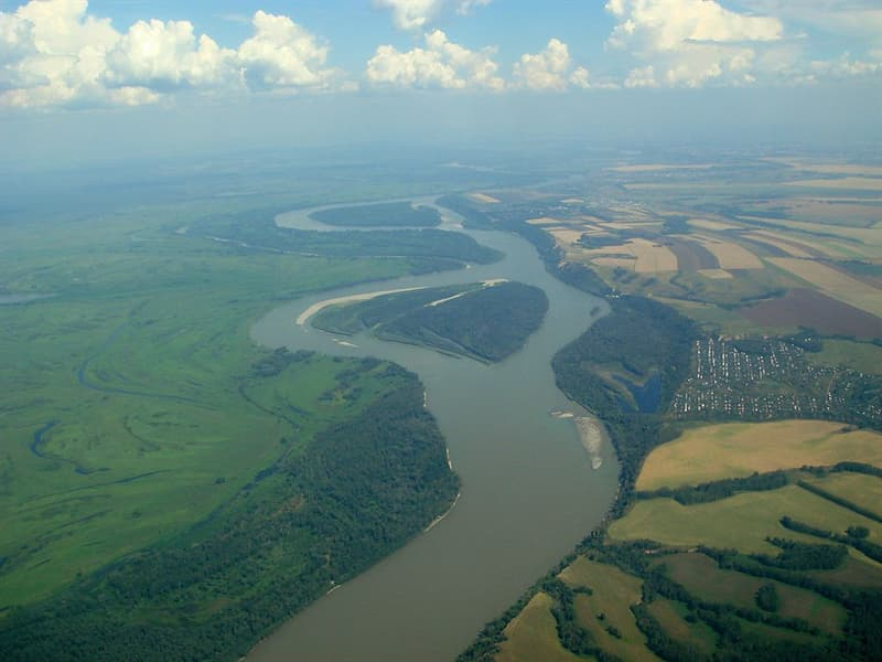 Geography Trivia Question: What is the name of the longest estuary in the world?