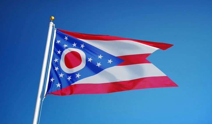 Geography Trivia Question: What state does this flag belong to?