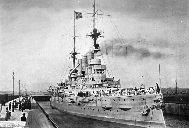 History Trivia Question: What was the biggest major naval engagement of WWI?