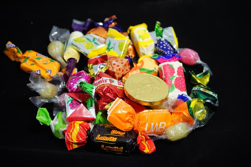 Society Trivia Question: What was the first individually wrapped penny candy in the United States?