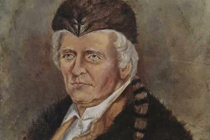 History Trivia Question: What year did Daniel Boone die?
