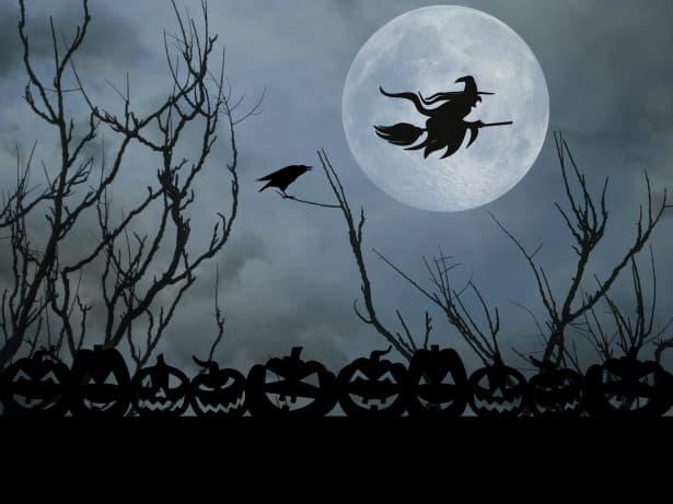 Наука Запитання-цікавинка: В якому році на Хеллоуїн (31 жовтня) буде повний місяць?