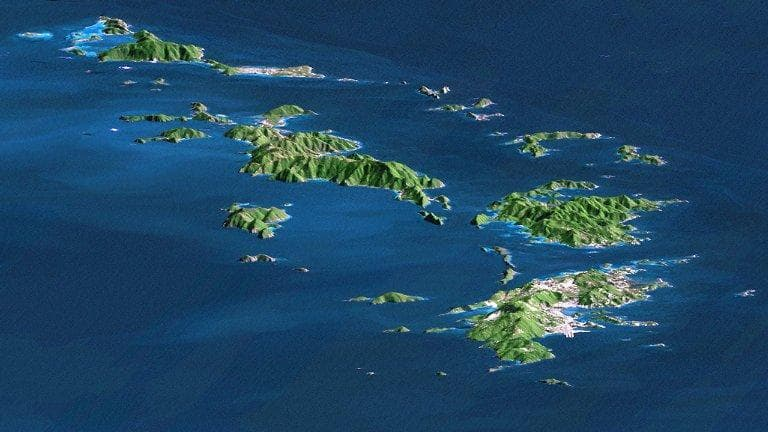 Geography Trivia Question: Where are the Skellig Islands located?