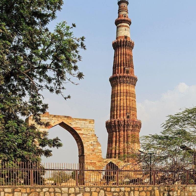 Географія Запитання-цікавинка: Де розташований цей монумент?
