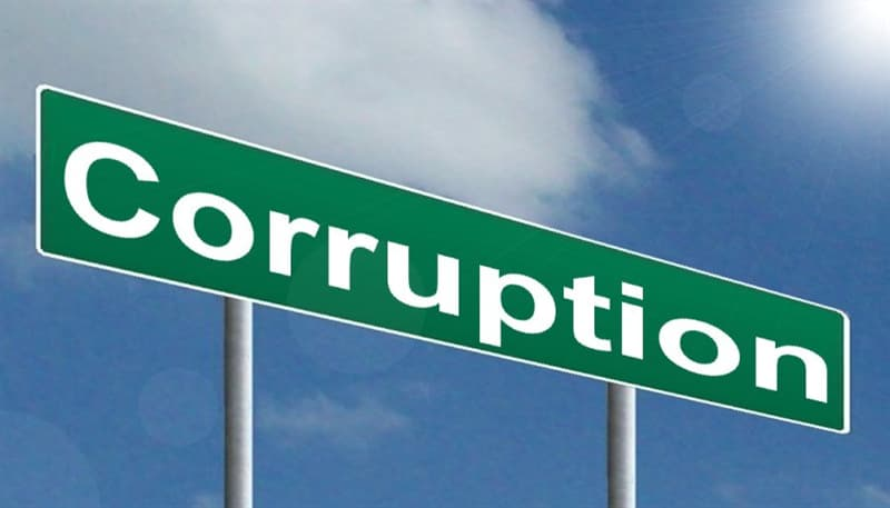 Society Trivia Question: Which 2 countries listed below have the least corruption?