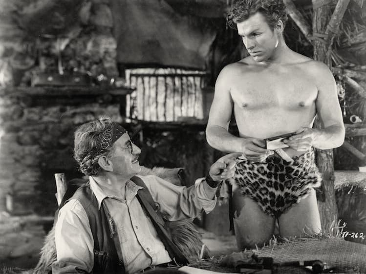 Movies & TV Trivia Question: Which actor did NOT play Tarzan in the movies?