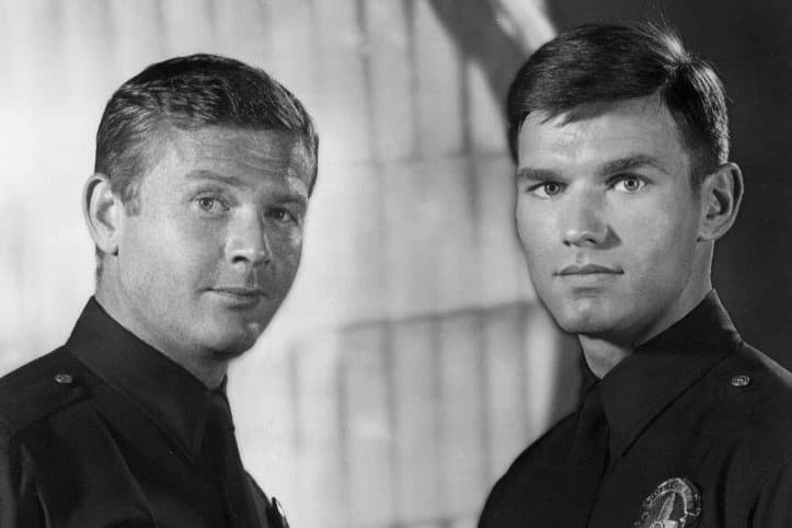 Movies & TV Trivia Question: Which famous person portrayed both a cop and a criminal on the TV series Adam 12?