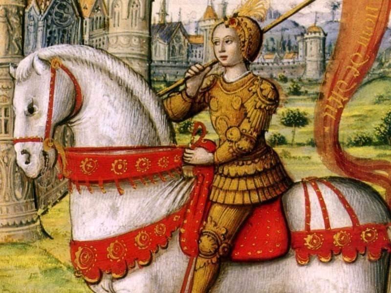 Historia Pregunta Trivia: ¿Qué heroína francesa fue acusada de herejía y quemada en la hoguera por los ingleses el 30 de Mayo de 1431?