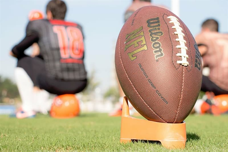 Sport Trivia Question: Which NFL Football team was the first team to have a perfect undefeated season?