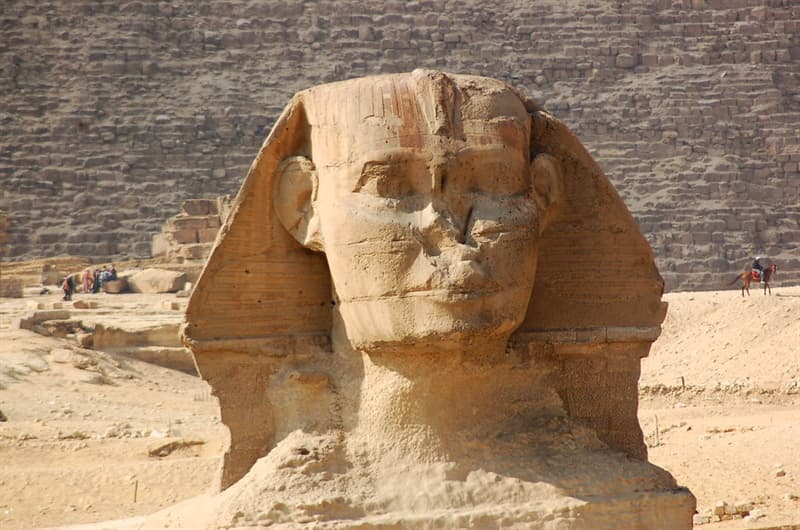 Geschichte Wissensfrage: Wer hat die Nase von der Sphinx abgeschlagen?