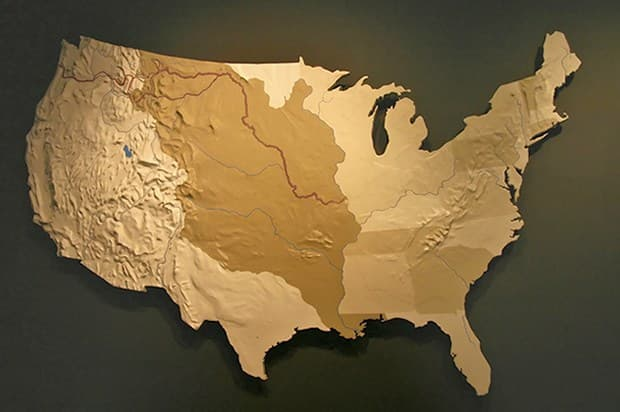 History Trivia Question: Who was the US President when the Louisiana Purchase was completed?