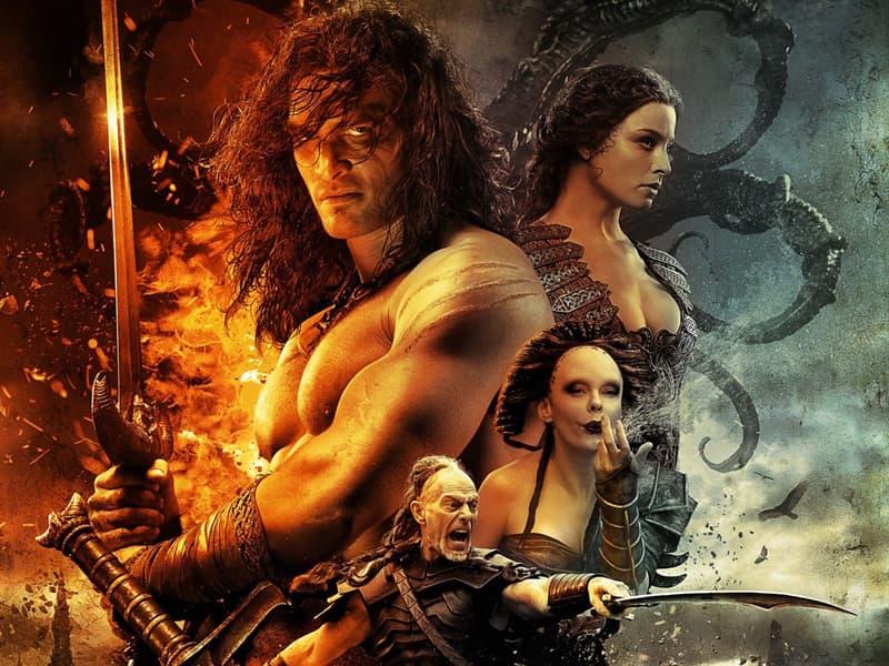Culture Trivia Question: Who wrote the Conan series?