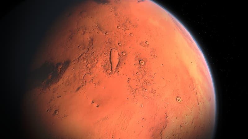 Wissenschaft Wissensfrage: Warum sieht der Mars rot aus?