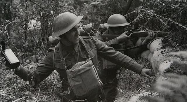 History Trivia Question: In which year did WW2 begin?