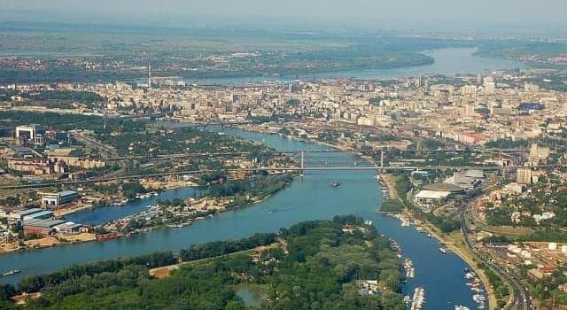 Географія Запитання-цікавинка: Яке місто є столицею Сербії?