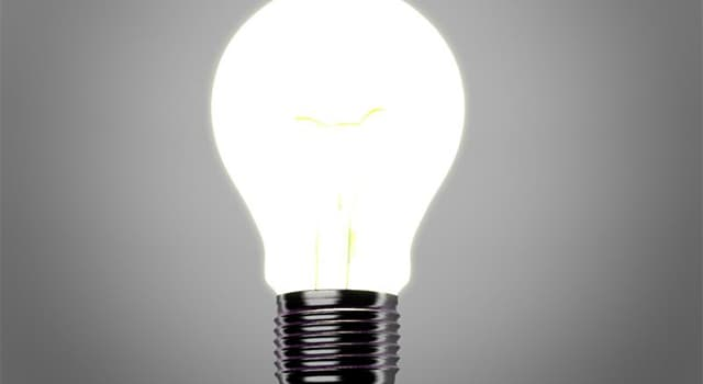 Science Trivia Question: What is the filament in an Incandescent light bulb made of?