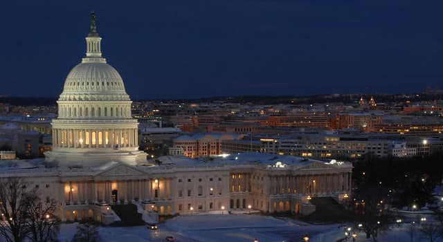 Geography Trivia Question: What is Washington D.C.?