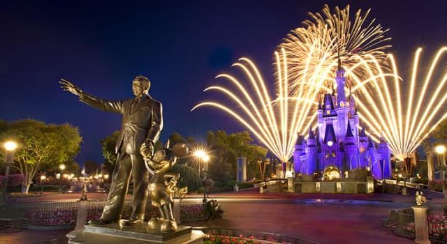 Culture Trivia Question: What year did Disney World open?