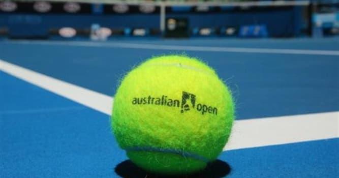 Deporte Pregunta Trivia: ¿En qué ciudad se celebra el Abierto de Australia?