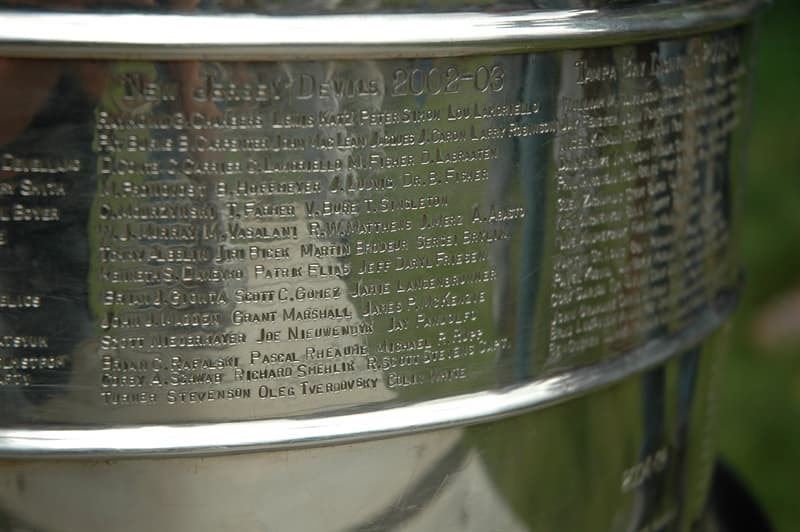 Sport Trivia Question: What team was the first American team to win the Stanley Cup?
