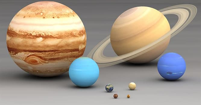 Science Trivia Question: Which is the largest planet in the Solar System?