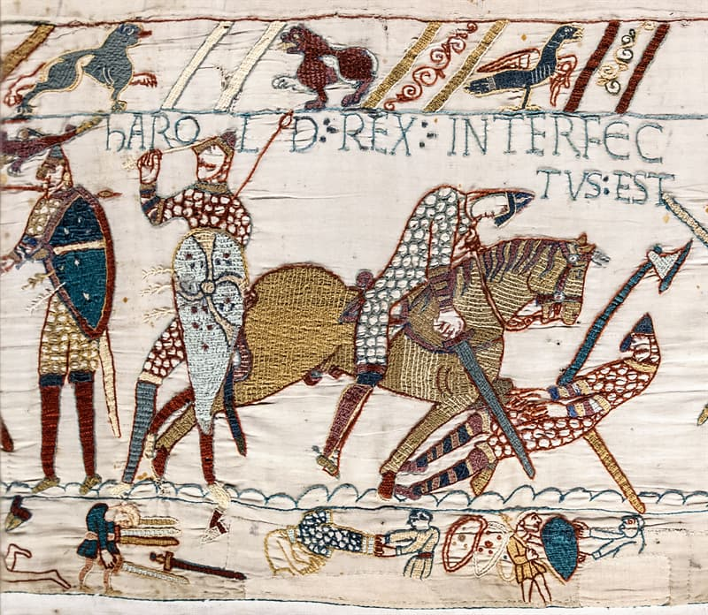 History Trivia Question: The Battle of Hastings, viewed as the start of medieval England, was fought in what year?