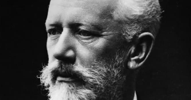 Culture Trivia Question: Who is Pyotr Tchaikovsky?