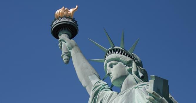 Культура Запитання-цікавинка: Яка країна подарувала США статую свободи?