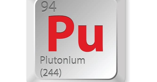 Science Trivia Question: Can plutonium be found in nature?