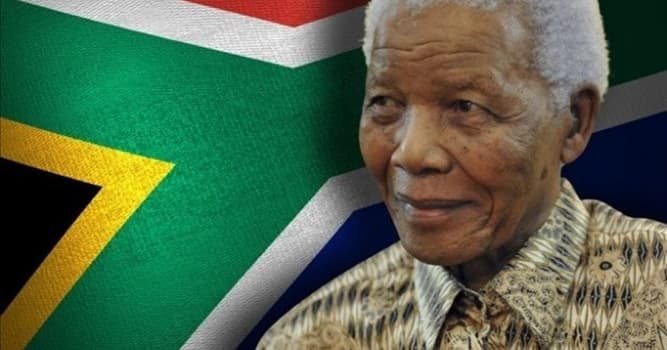 Society Trivia Question: How many years did Nelson Mandela spend in prison?
