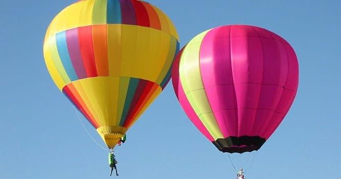 Общество Вопрос: Как называется «тканевая» часть воздушного шара?