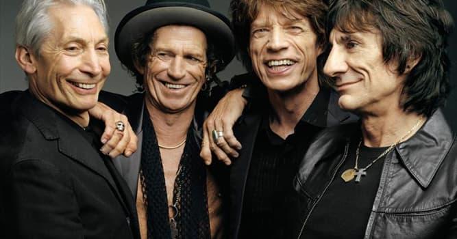 Культура Вопрос: Когда образовалась группа The Rolling Stones?