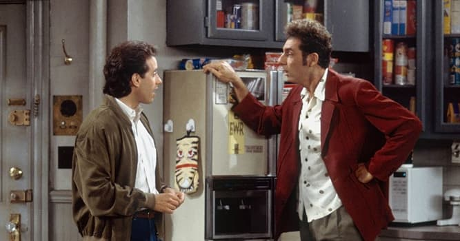 Movies & TV Trivia Question: Kramer used pseudonym(s) on Seinfeld. (It)They were.....