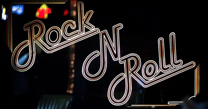 Общество Вопрос: Кто был королём рок-н-ролла?