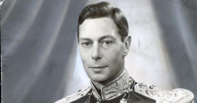 История Вопрос: Правда ли, что Георг VI был первым британским монархом, который посетил США?