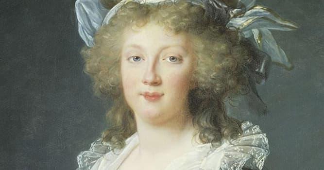 История Вопрос: Сколько лет было Марие-Антуанетте, когда она выходила замуж за Людовика?