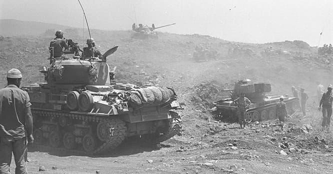 История Вопрос: В какой из этих войн Израиль одержал победу?