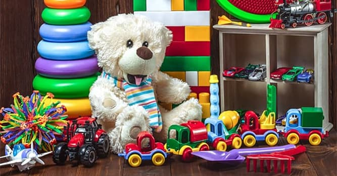 Society Trivia Question: What is considered the world's top selling single toy of all time?