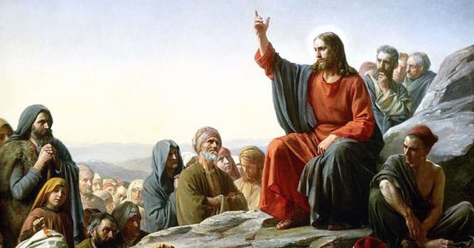 Culture Trivia Question: What is Jesus Christ's real name?
