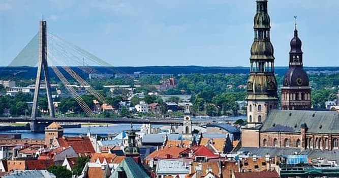 Geography Trivia Question: What is the capital of Latvia?