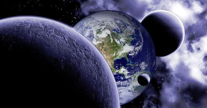 Science Trivia Question: What term describes the alignment of three celestial bodies?