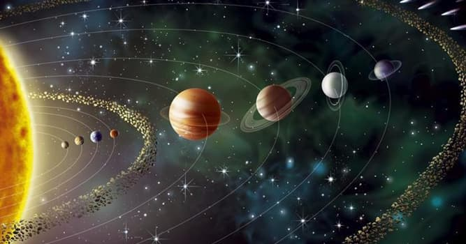 Science Trivia Question: What two motions do all planets have?