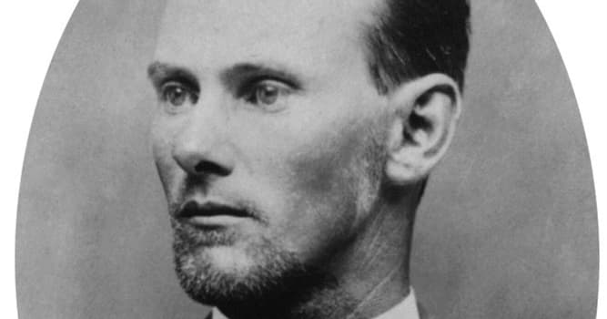 History Trivia Question: What was Jesse James's middle name?