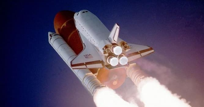 Science Trivia Question: What was the name of the first space shuttle constructed?