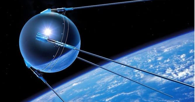 Science Trivia Question: When did the Space Age begin?