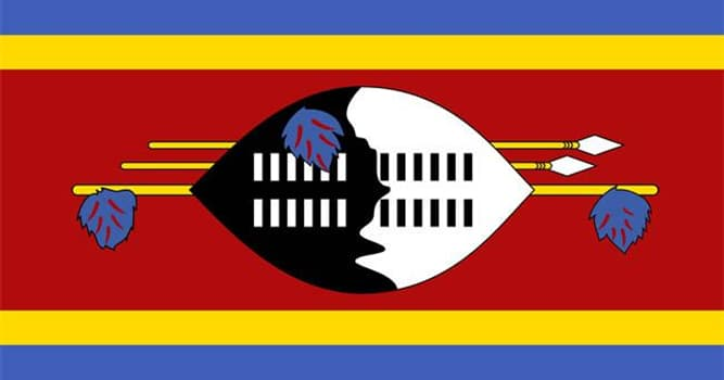Geography Trivia Question: Where is the Kingdom of Swaziland located?