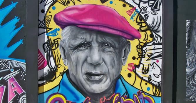Society Trivia Question: Where was Pablo Picasso born?
