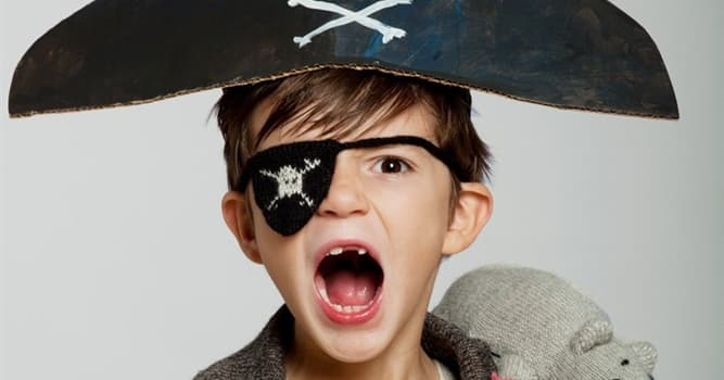 Society Trivia Question: Why did pirates wear eye patches?