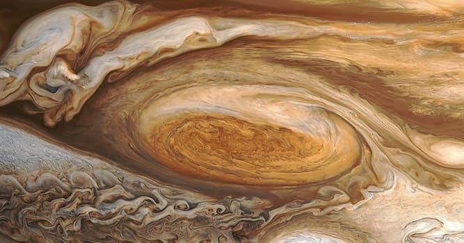 Наука Вопрос: На какой планете находится Большое красное пятно?